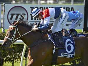 Problem filly delivers with stylish maiden win