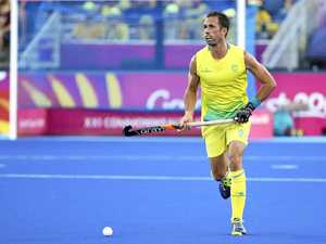 Golden finale to Knowles international hockey career