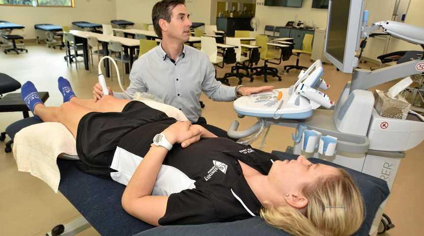 CQUniversity's bid for a medical school gains traction as regional Queensland faces a doctor shortage.