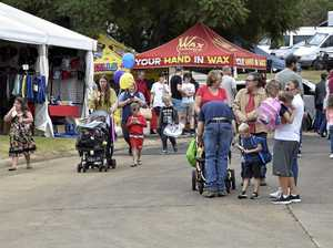 Sun shines on Toowoomba Show with bumper crowds