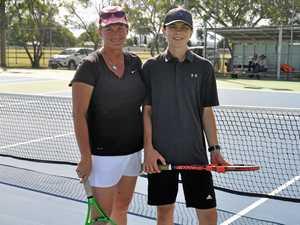 Future bright for Monto tennis
