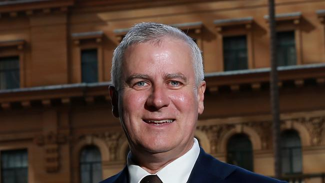Acting Prime Minister Michael McCormack. Picture: Toby Zerna
