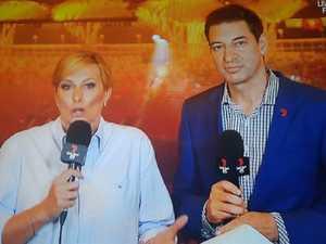Closing Ceremony slammed live on TV