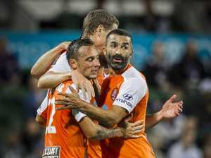 Roar gifted A-League finals berth