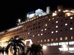 Cruise Tragedy: 'Husband tried to save her'