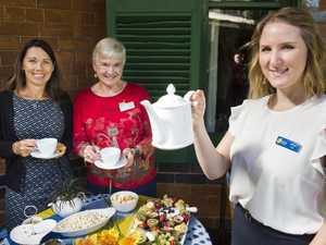 Biggest morning tea launch