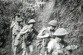 ICONIC HISTORY: The Kakoda Track is well remembered as icon for grim jungle warfare in New Guinea.