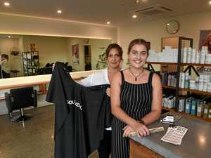 In demand hairdresser opens third salon