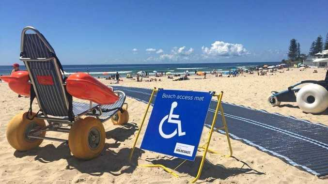 New ramp to be designed for disabled access to beach