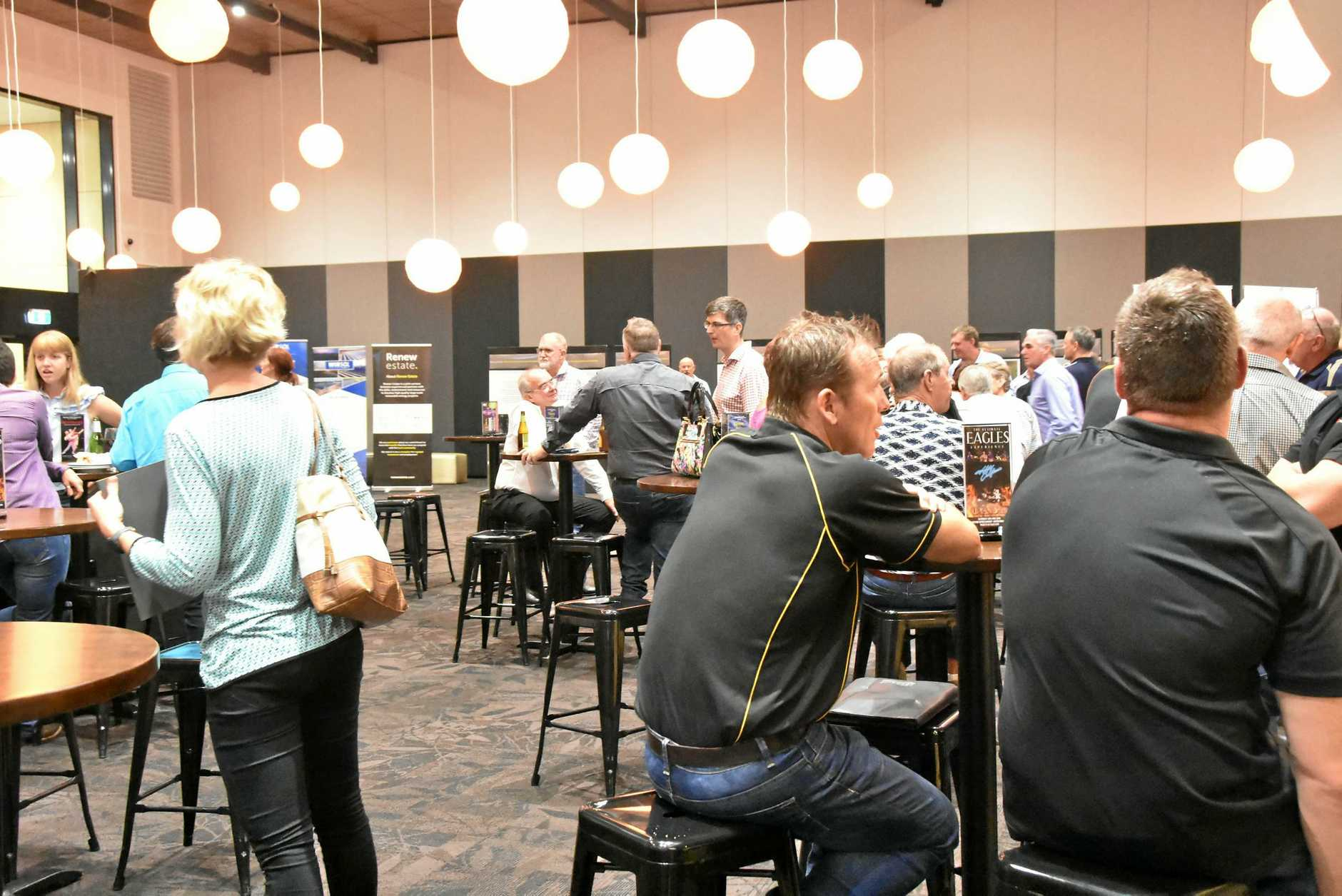 Renew Estate hosted an information session about its proposed solar projects at Yarwun and Rodds Bay.