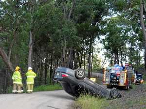 Wolvi Mountain crash
