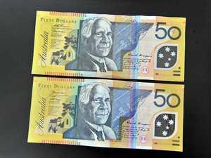 Ipswich mum caught stealing, using fake $50 notes