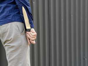Machete-wielding schoolboy gang 'blitzed' IGA in robbery