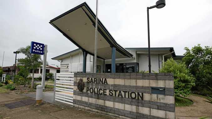 Sarina Police Station.