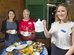 Enjoy a cuppa for a cause at morning tea