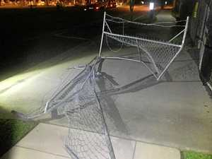 Stolen cars involved in Mackay ram raid, burglary