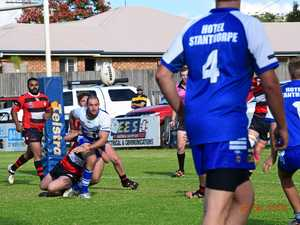 Gremlins' fightback rolls Valleys Roosters