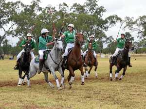 Club gallops into 2018