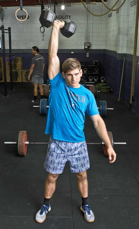 CrossFit athlete Reilly Smith has qualified for the CrossFit Pacific Regional.