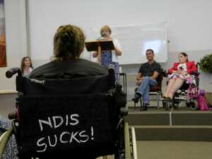 Toowoomba disability clients demand better NDIS support