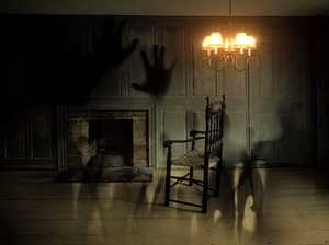 You can sleep over at one of our most haunted locations