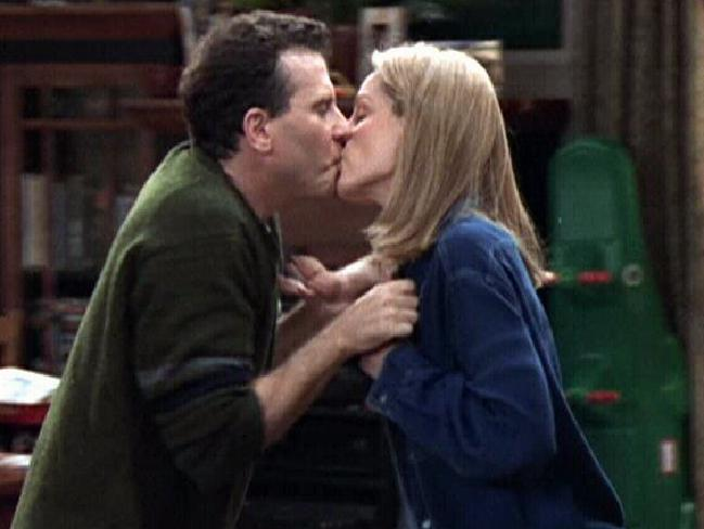A scene from Mad About You, starring Paul Reiser and Helen Hunt. Picture: News Corp Australia