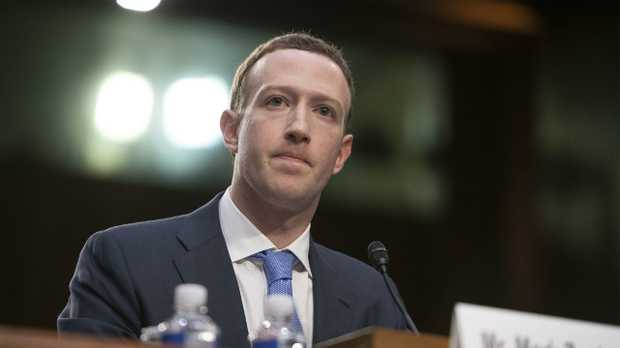 Mark Zuckerberg, Co-Founder and CEO of Facebook, spent a fortune on private security last year. Picture: Ron Sachs — CNP / MEGA TheMegaAgency.com