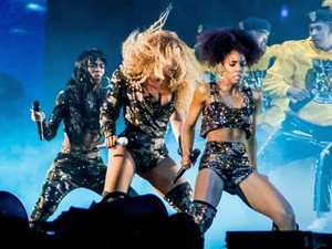 Beyonce wows at Coachella