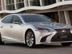 FIRST DRIVE: Lexus LS limo boast business class on wheels