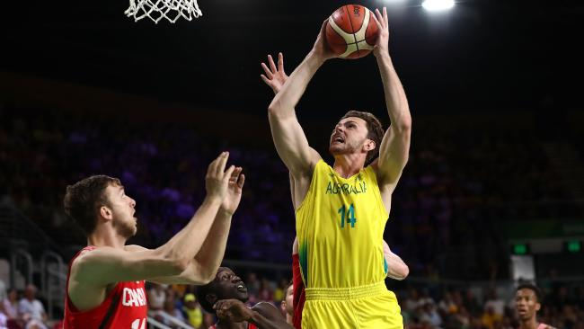 Australian basketballer says he was left disappointed by the Commonwealth Games closing ceremony.