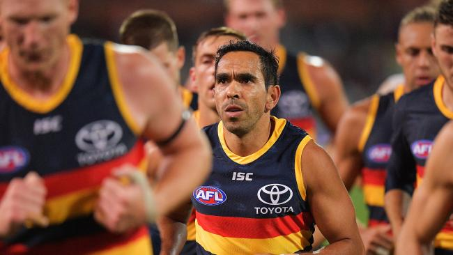 Eddie Betts is hoping to miss just one game.