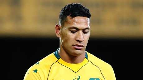 Could the remarks cause the end of Folau's Australian career.