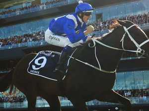 Winx equals career-best rating