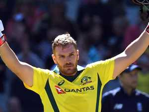 Finch puts hand up to lead World Cup charge