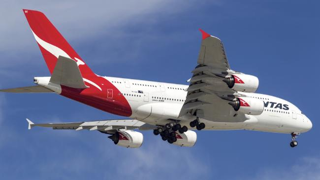 Qantas has a set of conventions for assigning flight numbers.