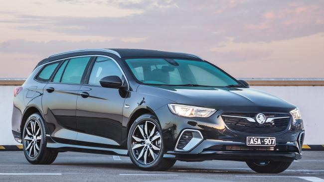 Photo of 2018 Holden Commodore Sportwagon