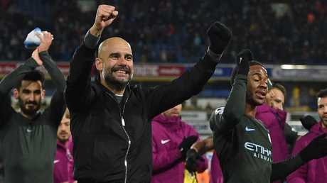 Pep Guardiola is the first Spanish manager to win the Premier League.