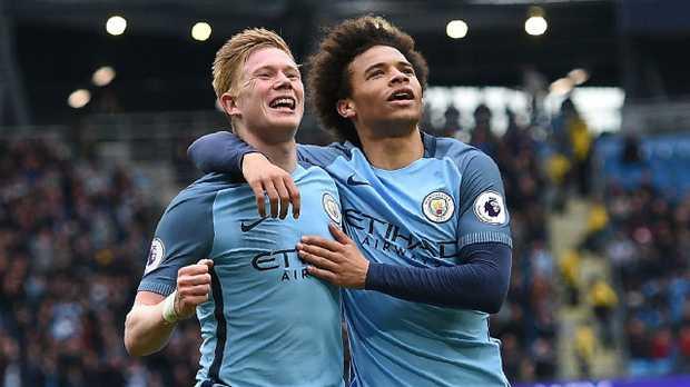 Manchester City have won the Premier League.
