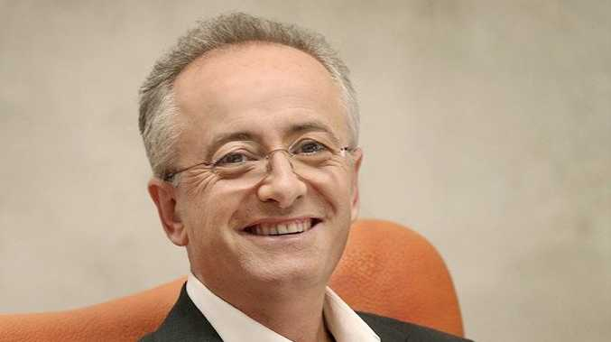 Channel 7 star Andrew Denton returns as host of talk show Interview tonight.