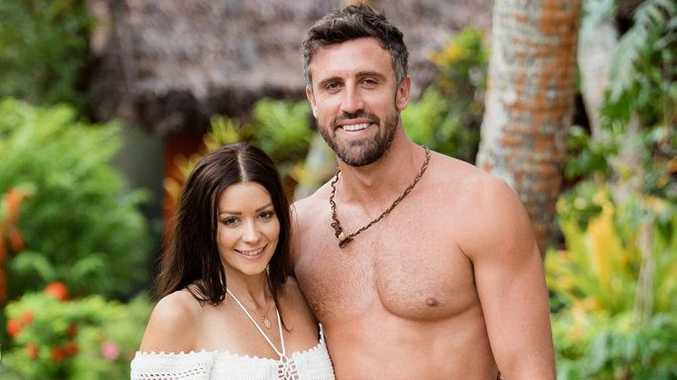 Lisa Hyde and Luke McLeod found love on Bachelor in Paradise but have since split up.