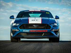 Ford's back! Mustang to join Supercars grid in 2019