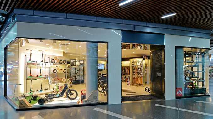 New skate shop E2B at Canelands Shopping Centre