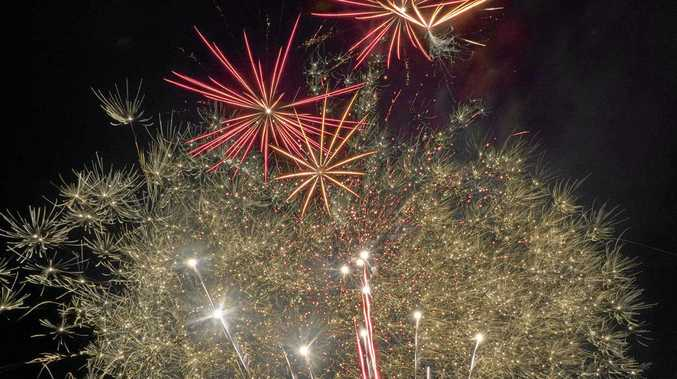 Fireworks planned for Apple and Grape Volunteers