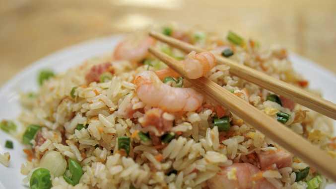 FILE PHOTO: Fried Rice