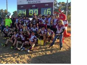 Outback's footy crisis