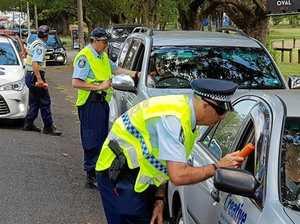 Police blitz on curbing road death