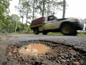 49,000 tons of gravel and $2.9m to fix roads