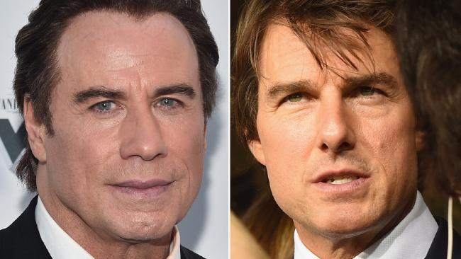 Tom Cruise and John Travolta aren't the best of mates according to a new report.