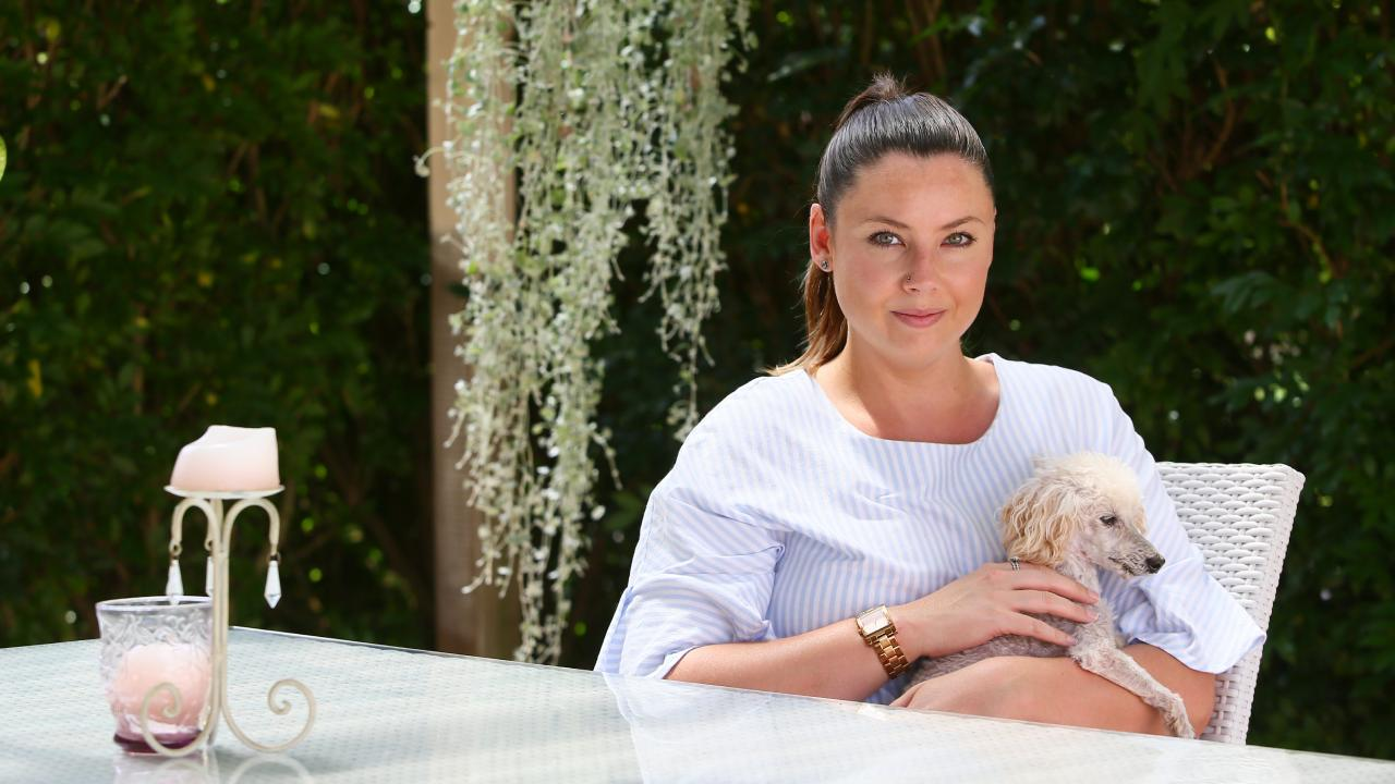Emma Maguire is saving to buy a house and considering CoVESTA. (AAP Image/Sue Graham)