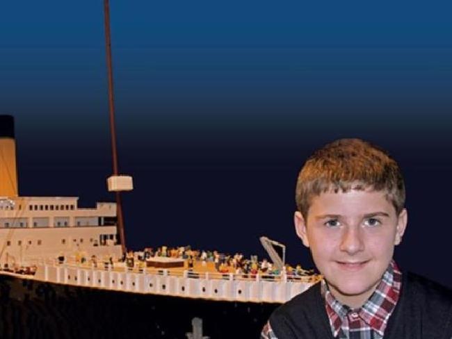 Brynjar Karl Bigisson. Picture: Titanic Pigeon Forge
